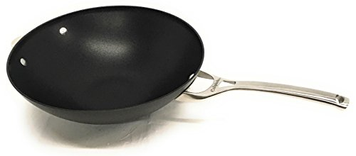 Calphalon Flat Bottom Wok (Calphalon Contemporary Nonstick 12
