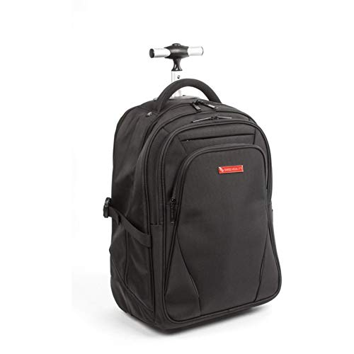 Swiss Mobility Carrying Case (Rolling Backpack) for 15.6