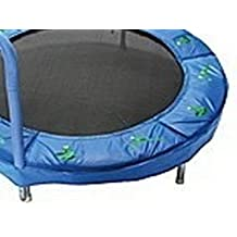 Bazoongi PAD48-7B 48 x 7 in. Wide Frog Safety Pad44; Blue