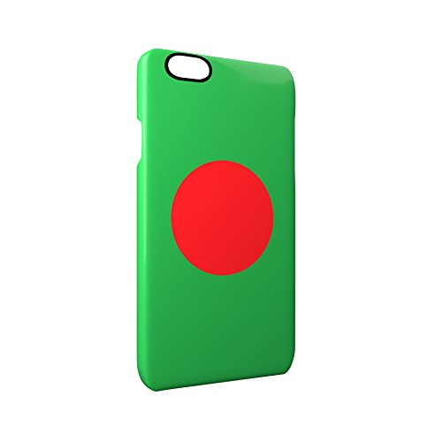 Flag of Bangladesh Glossy Hard Snap-On Protective iPhone 6 / 6S Case Cover