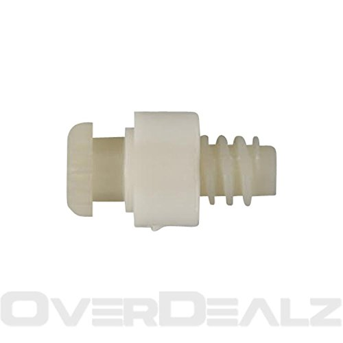 LG Electronics AGM72461901 Dishwasher Leveling Leg with Adjusting Nut (Nut Adjusting Washers)
