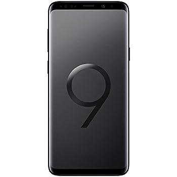 Samsung Galaxy S9 (Dual-SIM) 64GB SM-G960F Factory Unlocked 4G Smartphone  (Midnight Black) - International Version 636c3b2d9aad0