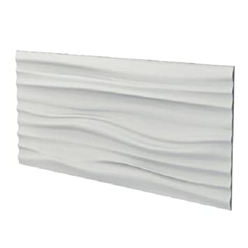 Panel con patrones 3D Decoflair ocean 76 x 38 cm - 2 piezas
