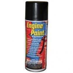 Moeller Engine Spray Paint, Omc Cobra Charcoal Metallic (1985 - Present) (12 Oz.) Omc Cobra Charcoal Metallic ()