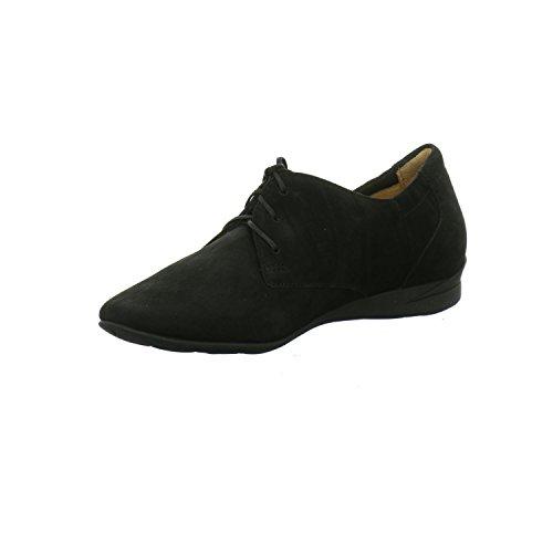 femme dans moyen 86058–00 basses Think nbsp;chaussures Noir wunda ApqBWO