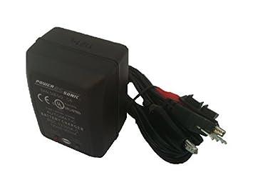 Amazon.com: Cargadores de baterías 12 V 1 – 3 AH 300 mA ...