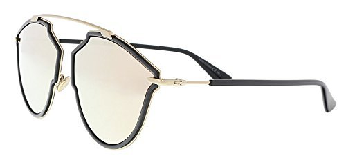 unisexe Dior BROWN Soleil DIOR de REAL BLACK SO Lunettes GREY RISE Hvw6Px