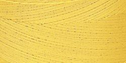 YLI Star Thread V37-182 3-Ply 30wt T-35 Cotton Quilting & Craft Thread, 1200 yd, Spark Gold ()