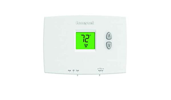Honeywell 1 Heat/1 Cool Non-programmable thermostat - TH1110DH1003/U TH1110DH-c1: Amazon.com: Industrial & Scientific
