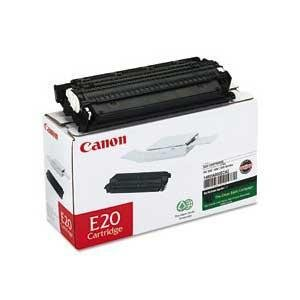 NEW CANON OEM TONER FOR PC140 (E20) - 1 STANDARD YIELD BLACK TONER (Printing Supplies) by Canon