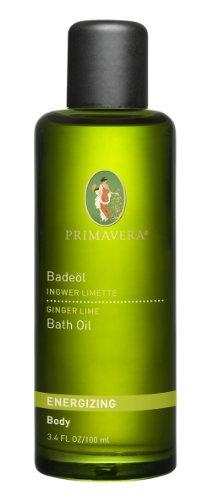 Primavera: Badeöl Ingwer Limette (100 ml)