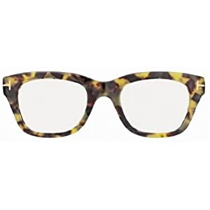 Tom Ford FT5178 Eyeglasses-055 Coloured Havana-50mm