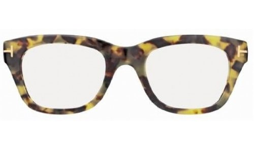 Tom Ford FT5178 Eyeglasses-055 Coloured - Glasses Havana