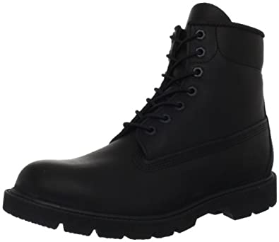 Amazon.com | Timberland Men's Six-Inch Basic Boot | Industrial ...