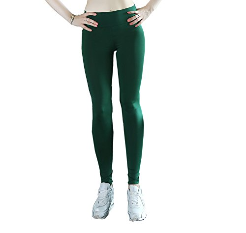 Katuo Womens Ankle Workout Leggings