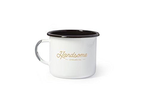 Handsome Enamel Mug