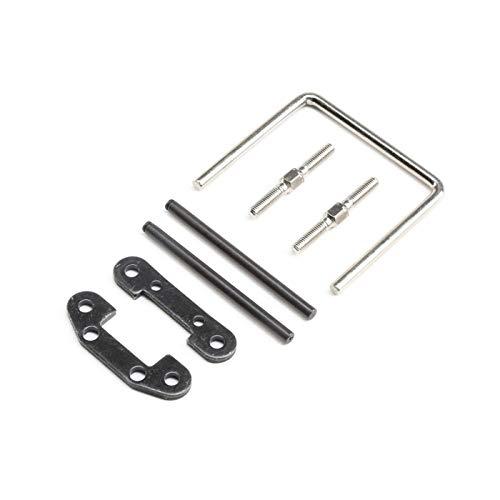 Losi Front Hinge Pin & Brace Set: Super Rock Rey, -