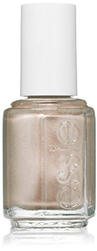 essie nail polish, imported bubbly, gold sheer nail polish, 0.46 fl. oz. from essie