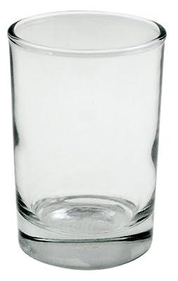 Anchor Hocking Heavy-Base 5-Ounce Juice Glasses, Set of 12