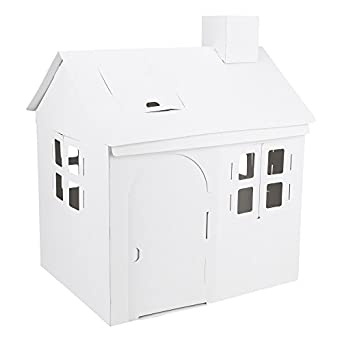 Amazon.com: Fat Catalog ALT-ERU1007-SO Cardboard Coloring Craft, Kid ...