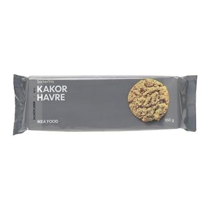 IKEA kakor Havre - galletas de avena / 0.16 kg / 0,16 kg