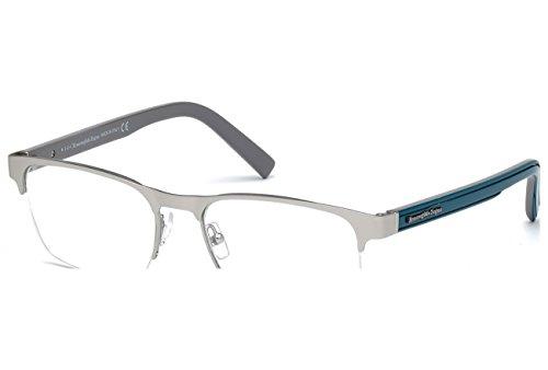 5023 Eyeglasses - Eyeglasses Ermenegildo Zegna EZ 5023 EZ5023 017 matte palladium