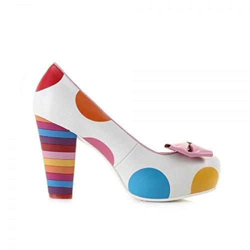 Lola Zapatos Mujer Vestir De Morado Ramona Para RrqfU5Rxw