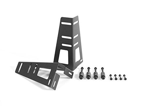 PragmaBed 2-Pack Headboard/Footboard Bed Brackets