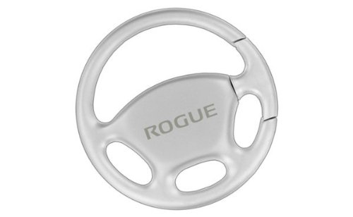 - Nissan Rogue Steering Wheel Key Chain With Quick Release Pull & Twist Keychain