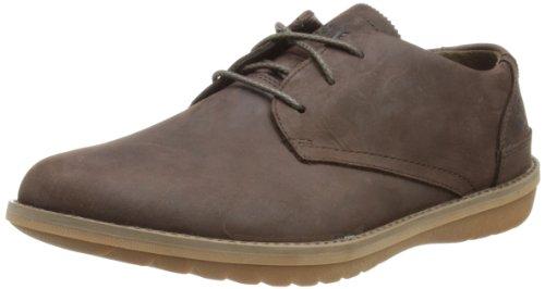 Salabobo - Zapatos Planos con Cordones hombre , color marrón, talla 40 EU