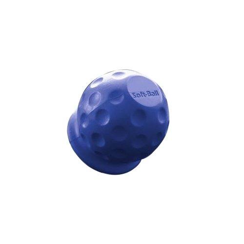 AL-KO 117/021 - Pomello per gancio traino Soft-Ball, rosso 247.095 VE 24