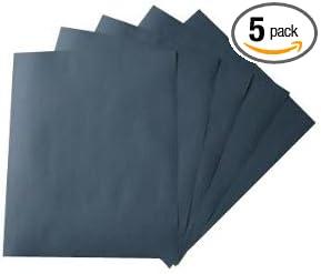Quality Wet /& Dry Abrasive Sandpaper 5pk 1200 Grit