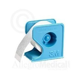 3M Micropore Tape with Dispenser, 6 Count