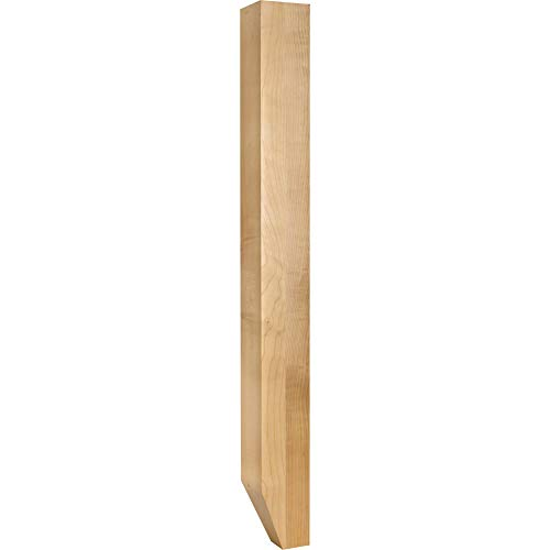 Tapered Shaker Wood Post (Alder)