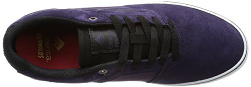 Emerica uomo White Sneaker REYNOLDS Purple LOW THE UqrYn0IwxY