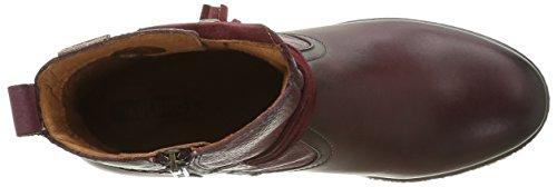 Women's Ankle Pikolinos Boot Zaragoza Garnet r8zUrx