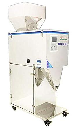 gkp-t3000 automático grano con un peso de relleno máquina tamaño grande gránulos polvo té Máquina de embalaje, 50 - 3000 g: Amazon.es: Bricolaje y ...