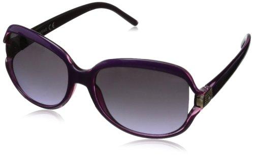 Rocawear R3115 Oversized Sunglasses - Purple Fuchsia - 60 mm