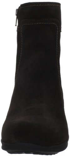 La Canadienne Womens Finley Ankle Boot Espresso