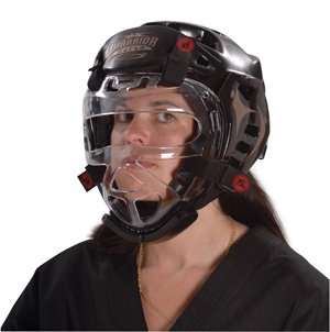 Macho Face Shield - MACHO Warrior Face Shield - clear - one size