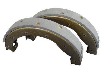 REAR BRAKE SHOES FOR HARLEY K-MODEL SPORTSTER PANHEAD BIG TWIN PARTS - Sportster Big Twin Models