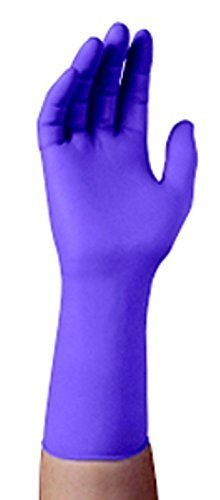 Kimberly Clark X-Tra Purple Nitrile Exam Gloves Size X-Large 12 in Length 1 Case(50 per Box) (10 Boxes Per Case) by Kimberly Clark/Halyard -  4008460