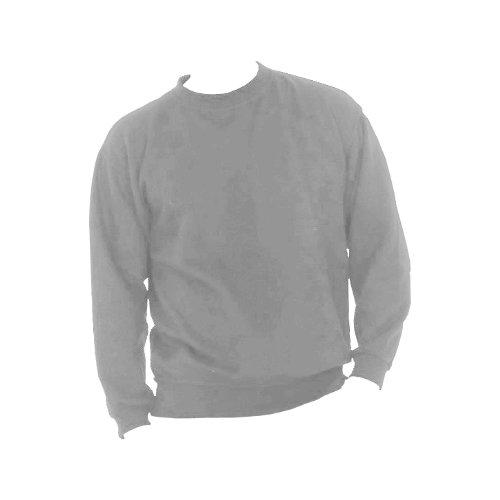 50 50 Unita Ucc Clothing Collection Blu Felpa Ultimate Girocollo Tinta Reale Uomo tfq6UIx