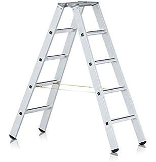 ZARGES LM-Stufen-Stehleiter 4 Stufen Z600