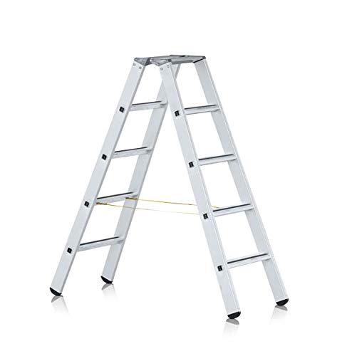 ZARGES LM-Stufen-Stehleiter 2 x 5 Stufen Z600
