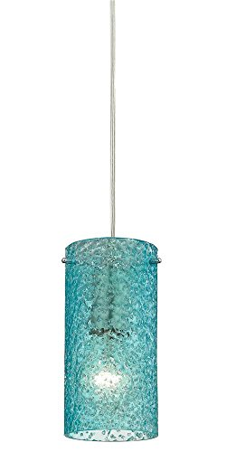 Ice Blue Pendant Lights in US - 3
