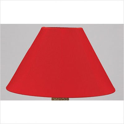 Catalina Umbrella Table Outdoor Lamp with Sunbrella Shade Lamp Finish: Bronze, Lamp Shade: Jockey Red by Patio Living Concepts