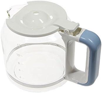 Ariete jarra jarra vaso azul máquina Café a filtro Vintage 1342: Amazon.es: Hogar