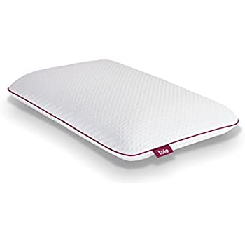 Amazon Com Tulo Firm Foam Pillow White Home Amp Kitchen