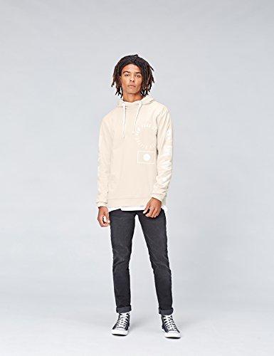 Marron bleached Find À Capuche Imprimés shirt Homme Sand Sweat Avec rwUZxnUq08